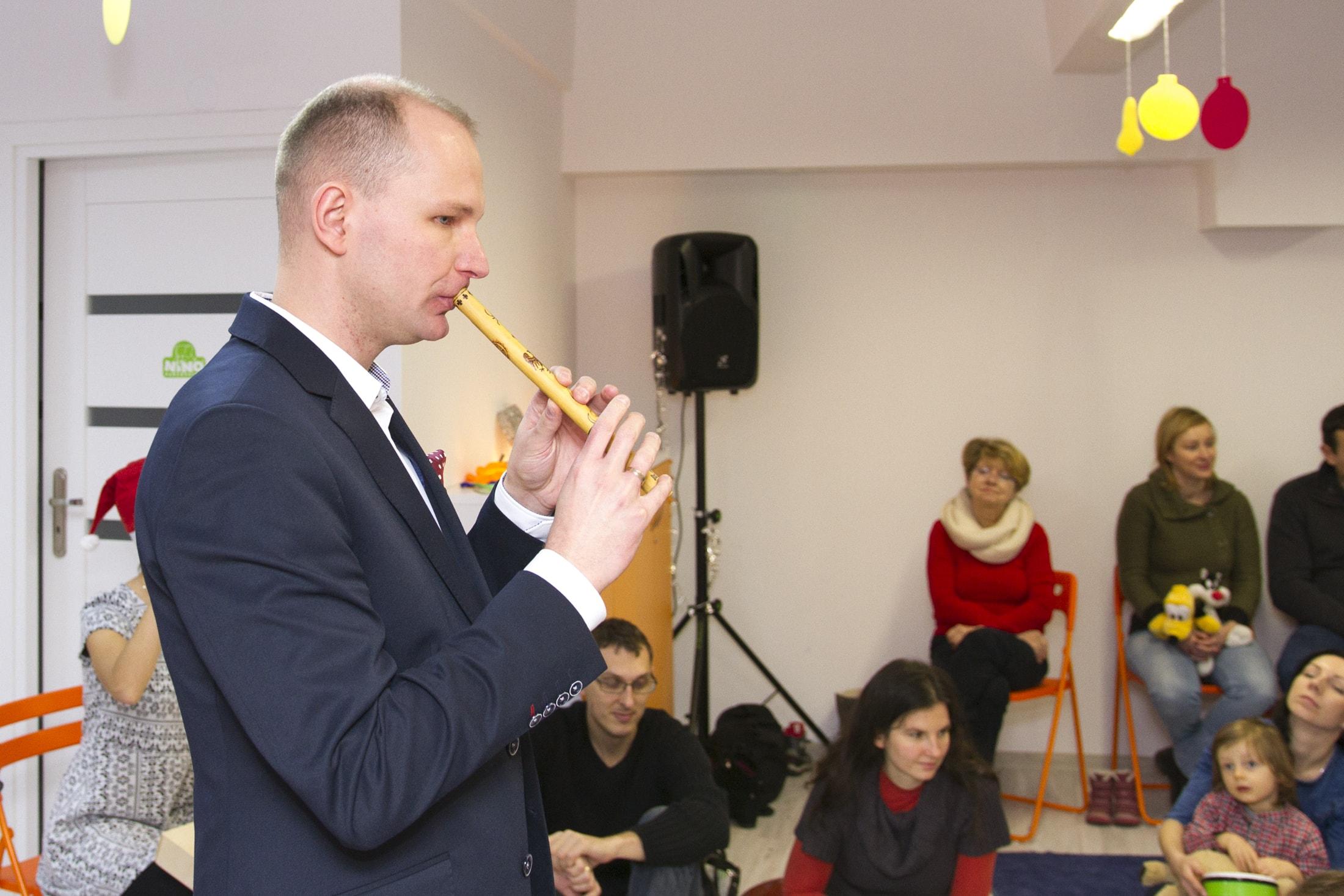Daniel Ebertowski spoiłka Akademia Muzyki Ebertowski
